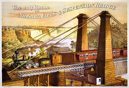 black and brown train illustration