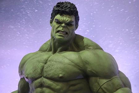 The Incredible Hulk angry mode