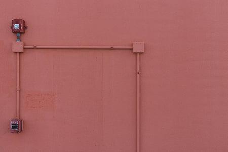 fire, minimal, minimalism, minimalist, minimalistic, wall