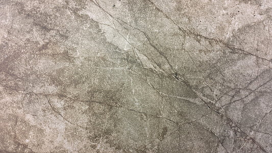 gray concrete floor