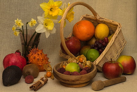 assorted variety of fruits