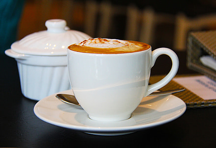 cappuccino teacup