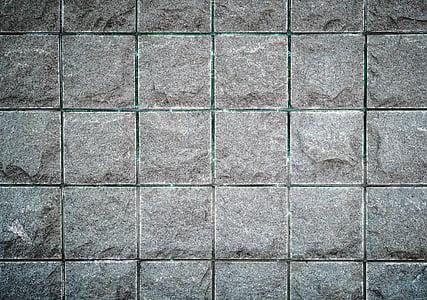 gray wall brick