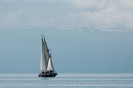 photo of sail boat