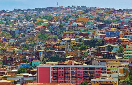 city skyline photography