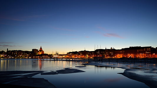 fjord during daytime