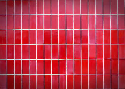 close up photo of red tiles