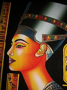 Pharaoh illustration