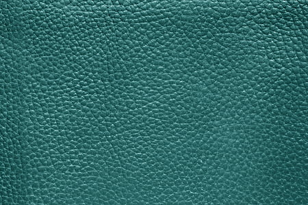 blue leather textile
