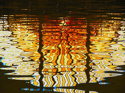 water ripple effect phography