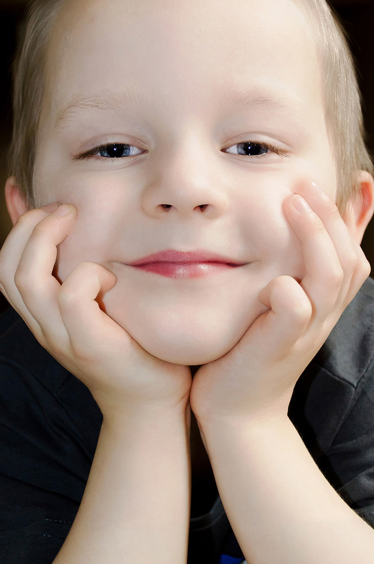 child, boy, kid, young, smile, face