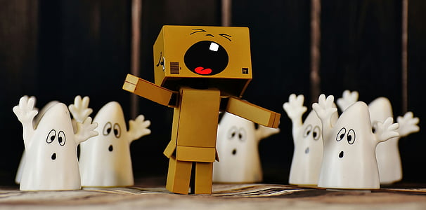 Danboard and ghosts