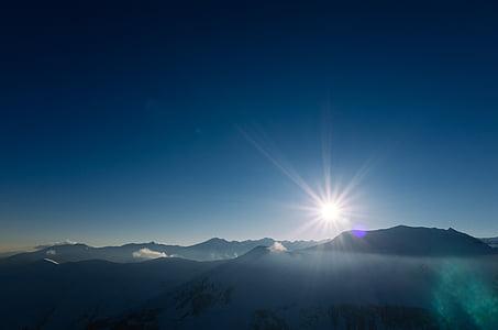 photography of sun