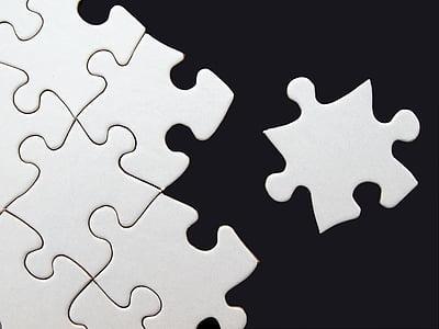 white puzzles