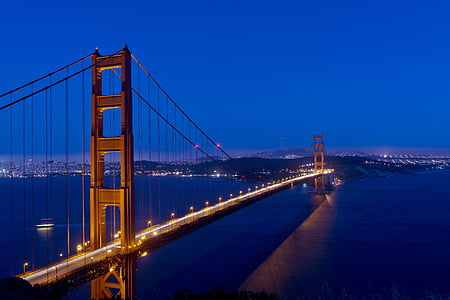 San Francisco Bridge, USA