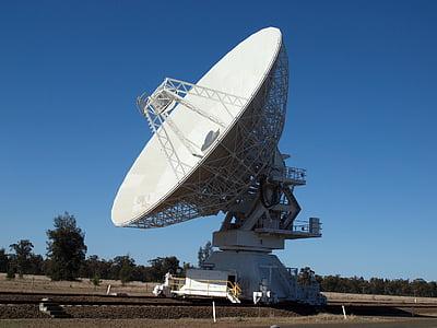 photography big-size white satellite