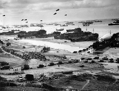 normandy, supply, world war ii, ww2, wwii, landing
