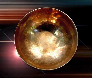brass bowlk