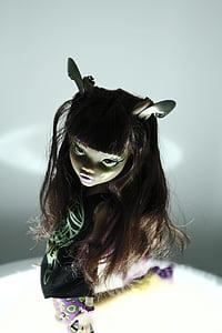 female Monster High doll