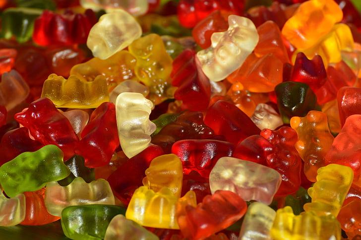 jelly gum lot