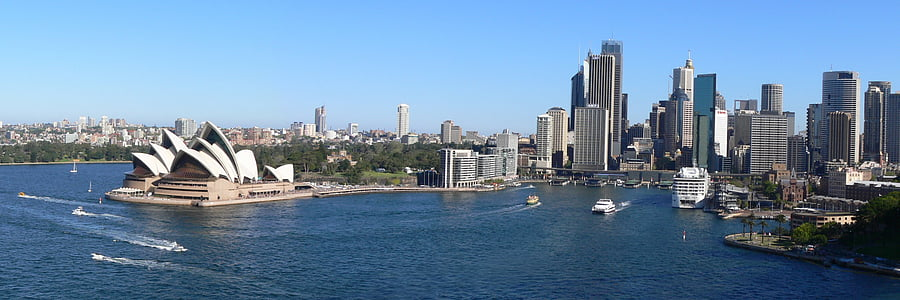 Grand Opera house, Australia