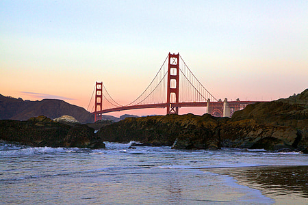 Golden Gate Bridge, Los Angeles