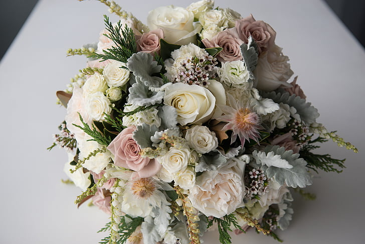 Royalty free photo white and pink flower bouquet closeup white and pink flower bouquet closeup photography mightylinksfo