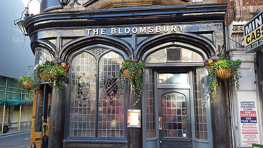 The Bloomsbury store