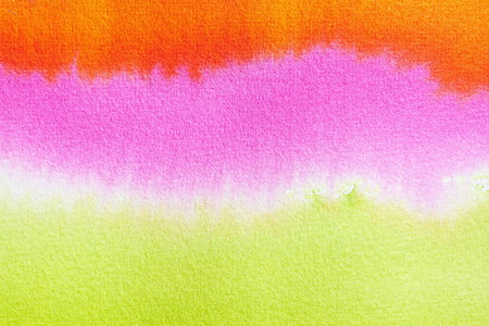 orange, pink, and yellow wallpaper