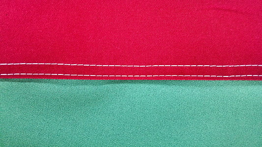 sewing, flag, finish, detail, vdr, textile