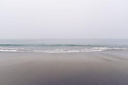 beach seashore