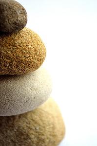 stack, balance, zen, spa, tranquil, harmony