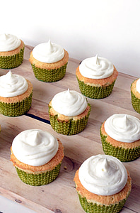 baked cupcake lot