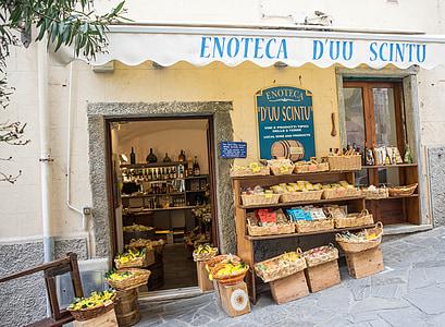 Enoteca D'uu Scintu shop front
