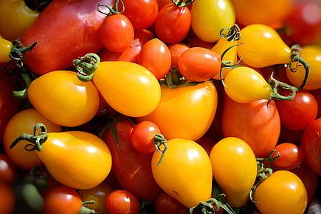 yellow and orange vegetables