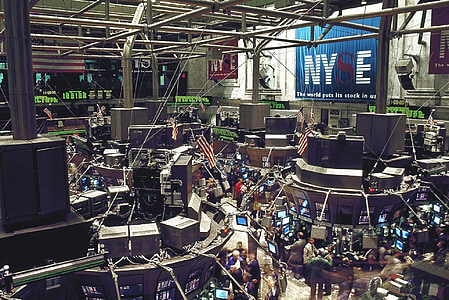 NYSE stock exchange photo
