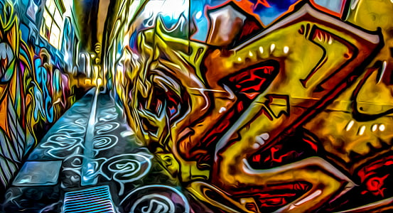 graffiti wall paint