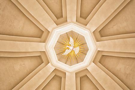brown concrete dome building