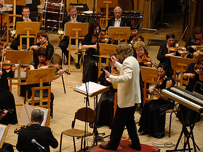 people playing musical instruments