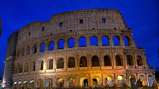 Coliseum Greece