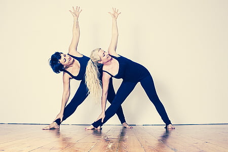 yoga, human, energy, sport, exercising, women