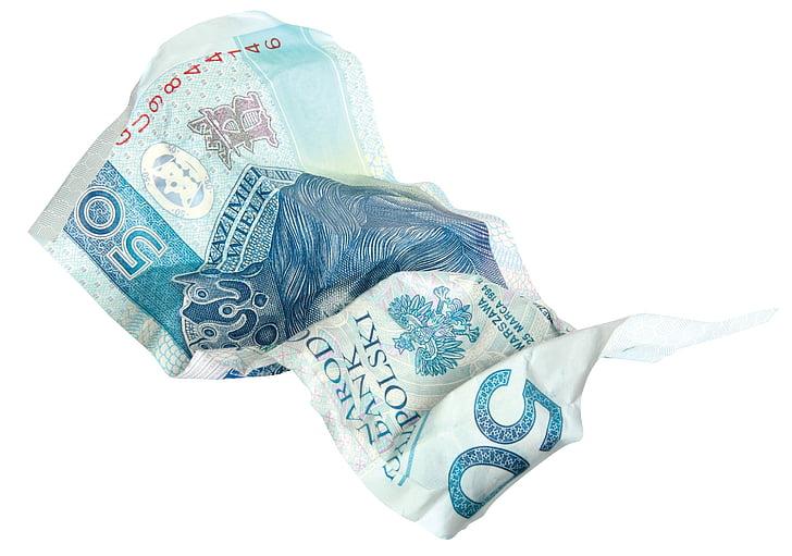Royalty-Free photo: Photo of 50 banknote - PickPik