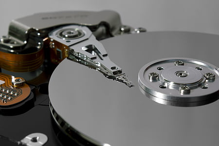 hard disk, disco, computer, data, technology, hard Drive