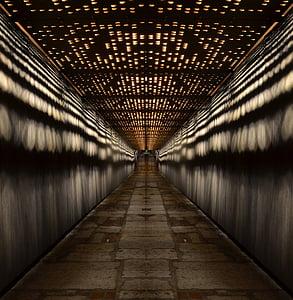 empty pathway