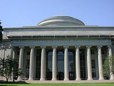 photo of Massachvsetts Institvte of Technology building under clear blue sky