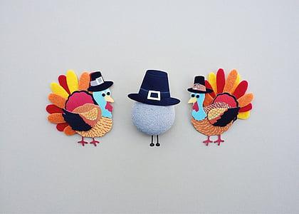 two turkey near egg artwork