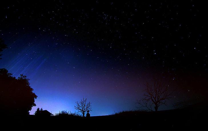 night sky, night, sky, star, mood, atmosphere