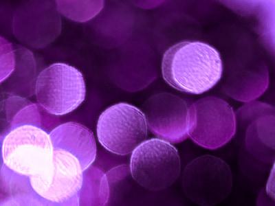 photo purple bokeh lights