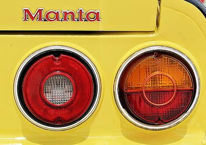 vehicle taillights