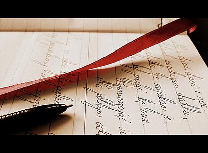 white line paper